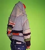 Kabáty - LEL bundosvetrík a štucne - 5007490_