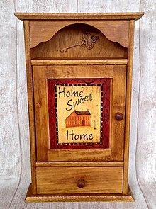 Krabičky - Skrinka na kľúče HSH - 5006198_