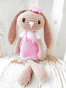 Hračky - Zajačica Lea - 5005040_