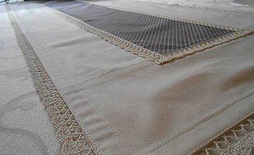 Úžitkový textil - štóla na stol 40 x 140 cm podšitá - 5013544_