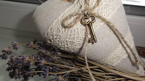 a2d608066 Vintage srdce / NatyEli - SAShE.sk - Handmade Dekorácie