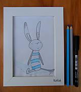 Kresby - Zajačik - 5013418_