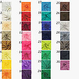 Sukne - Spoločenská skladaná sukňa rôzne farby - 5012987_