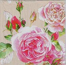 Papier - 99 ruže - 5010813_