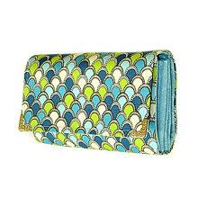 Peňaženky - peněženka Blue - 5016741_