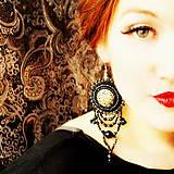 - ...black-silver earrings - 5020784_