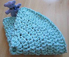 Úžitkový textil - tyrkysovec okrúhly - 5018991_