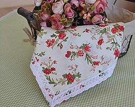 Úžitkový textil - Obrúsok - 5019257_