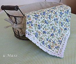 Úžitkový textil - Obrúsok - 5020422_