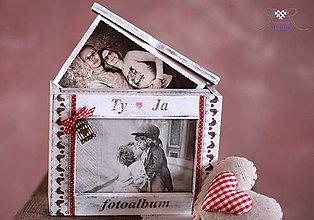 Rámiky - ♥ Fotoalbum nie len na Valentína ♥ - 5022720_