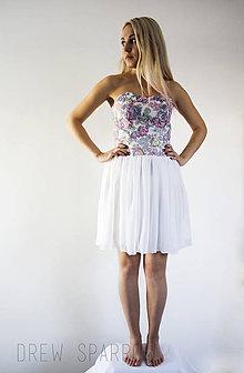 Šaty - Floral Dress - 5029526_