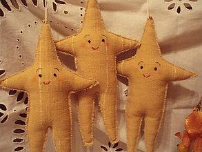 Detské doplnky - hviezdy