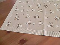 Úžitkový textil - Dotyk kvetov na Vašom stole - akciová cena:-) - 5027862_