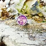 Prstene - prsten Fialové mámení - 5028442_