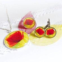 Sady šperkov - louka plná vlčích máků II - 5027228_