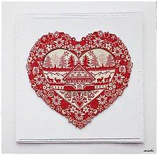 Papiernictvo - Srdce domova - 5031332_