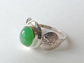 Prstene - Chryzoprasík - 5032163_