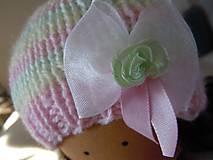 Bábiky - Ružovozelená - 5032910_