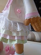 Bábiky - Ružovozelená - 5032914_
