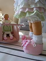 Bábiky - Ružovozelená - 5032917_