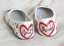 Obuv - just married balerinky - 5032030_