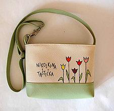 Detské tašky - nikolkina taštička - 5032632_