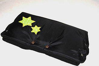 Textil - Green stars - 5038810_