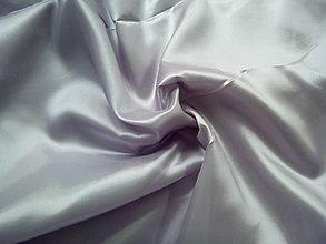 Textil - Podšívka polyesterová šedá - 5039040_