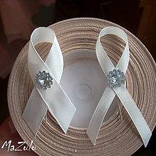 Pierka - ivory svadobné pierka - 5035437_