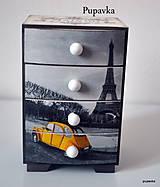 Krabičky - Chrobáčikom do Paríža - 5037946_