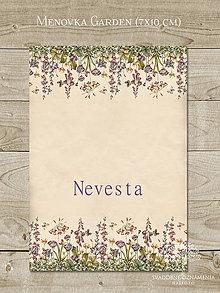 Papiernictvo - Menovky Garden - 5037527_