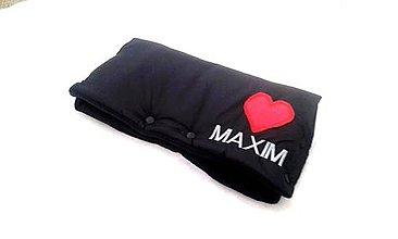 Textil - S menom a srdcom - 5043339_