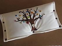SOFTSHELLový rukávnik Strom