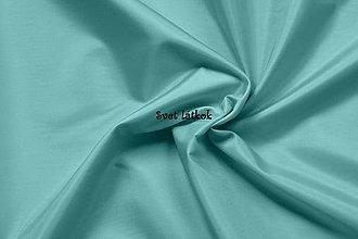 Textil - Podšívka polyesterová modrá - 5043992_
