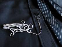 Doplnky - Spona na kravatu - 5042869_