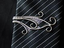 Doplnky - Spona na kravatu - 5042873_