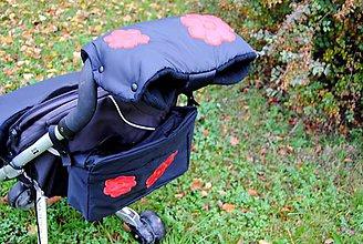 Veľké tašky - Taška na kočík - 5046766_