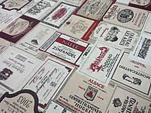 Textil - Bavlna na režnom podklade - 5048334_