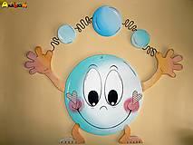 Dekorácia na stenu - bublinka