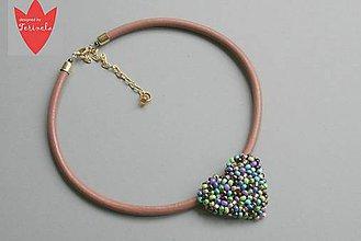 Náhrdelníky - Náhrdelník S láskou © design Terinela - 5045531_