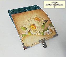 Peňaženky - Peněženka harmonika malá - 5050666_