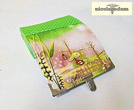 Peňaženky - Harmonika malá - 5050912_