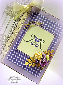 Papiernictvo - Zápisník pre Provincial Home - 5052651_