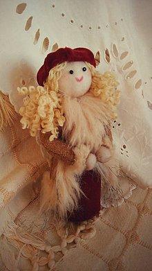 Bábiky - Blondínka. - 5053557_
