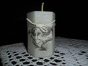 Svietidlá a sviečky - Sviečka - 5061789_