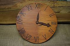 - Drevené hodiny (č.1) - 5061782_