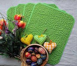 Úžitkový textil - FILKI quiltované prestieranie - 5060356_