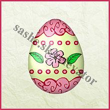 Papier - Veľkonočné vajíčko - jemné - NA ZÁKAZKU - 5060768_