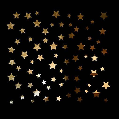 (825z) Zrkadlá - Hviezdičky
