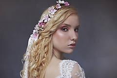 """Ozdoby do vlasov - Svadobný venček """"májová nevesta"""" - 5063520_"""